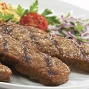 Köfte: viande hachée turque