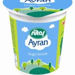 Portion individuel d'ayran
