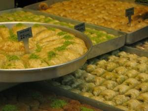 Baklava, véritable chef d'oeuvre de la cuisine turque