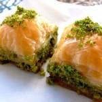 Baklava à la pistache
