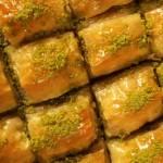 Baklava, pâtisserie turque renommée