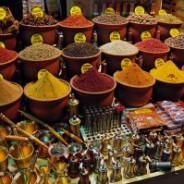 Bazar égyptien (Mısır Çarsısı)
