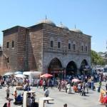 Bazar egyptien: vue extérieure