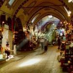 Bazar égyptien: Vue intérieure
