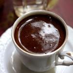 Café turc: texture et saveur unique
