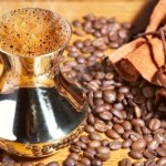 Préparation du café turc