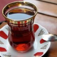 Çay, thé turc