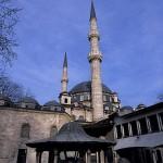Cour de la Mosquée Eyüp