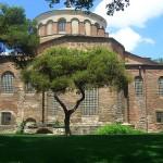 Eglise Sainte-Irène à Istanbul
