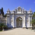Entrée du Palais Dolmabahçe