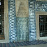 Faïences de la Mosquée de Rüstem Pacha