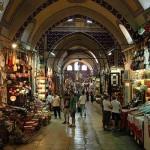 Le Grand Bazar: Vue d'une ruelle