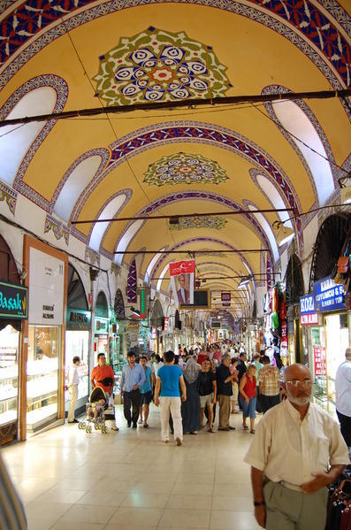 Alle Du Grand Bazar DIstanbul