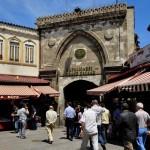 Une des portes d'entrée du Grand Bazar