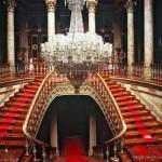 Intérieur du Palais Dolmabahçe