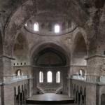 Intérieur de l'église Sainte-Irène