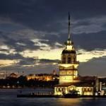 Tour de Léandre: vue sur Sultanahmet