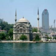 Mosquée Dolmabahçe (Dolmabahçe Camii)
