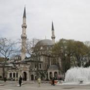 Mosquée d'Eyüp (Eyüp Sultan Camii)