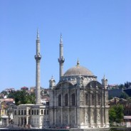 Mosquée d'Ortaköy (Büyük Mecideye Camii)
