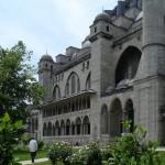 Extérieur de la mosquée Süleymaniye - Istanbul