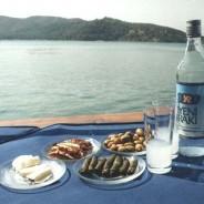 Raki, eau de vie turque