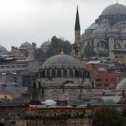 Mosquée de Rüstem Pacha (Rustem Pasa Camii)