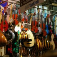 Acheter des instruments de musique à Istanbul