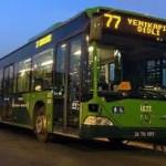 Bus public d'Istanbul