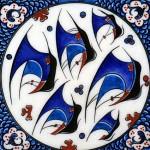 Céramique d'Iznik à Istanbul