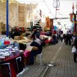 Marché de Yesilköy (Yesilköy Carsamba Pazari)
