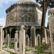 Mausolée de Soliman le Magnifique (Kanuni Sultan Süleyman Türbesi)