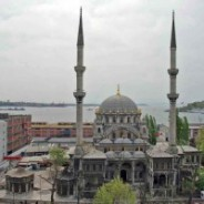 Mosquée Nusretiye (Nusretiye Camii)