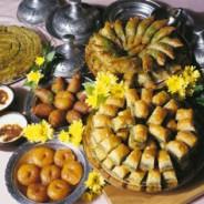 Pâtisseries à Istanbul