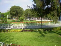 Parc Sultanahmet (Sultanahmet Parkı)