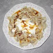 Manti: les raviolis turcs