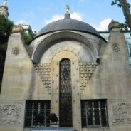 Mausolée de Seyh Zafir (Seyh Zafir Türbesi)