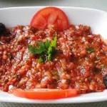 Ezme: salade de tomates turque