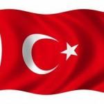 Drapeau de la Turquie