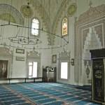 Intérieur de la  Mosquée de l'Agha Firuz
