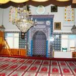 Intérieur de la Mosquée Koca Mustafa Pasa