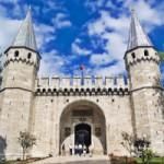 Porte du Salut-Palais de Topkapi