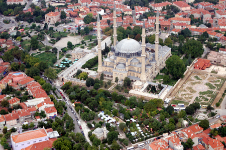 La Mosquée Selimiye - Edirne