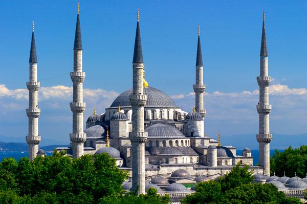Mosquée bleue - Istanbul