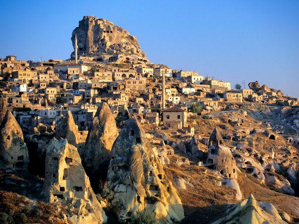 Le top 5 des destinations en turquie for Sejour complet istanbul
