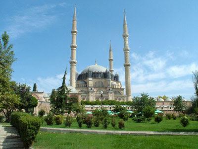 La Mosquée Selimiye- Edirne