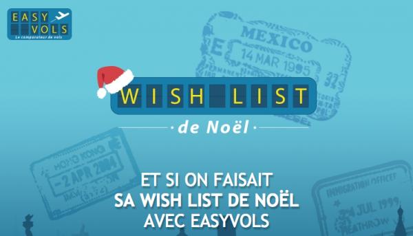 Wishlist pour Noël